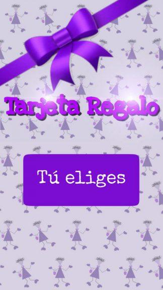 Tarjeta Regalo La Loca Púrpura