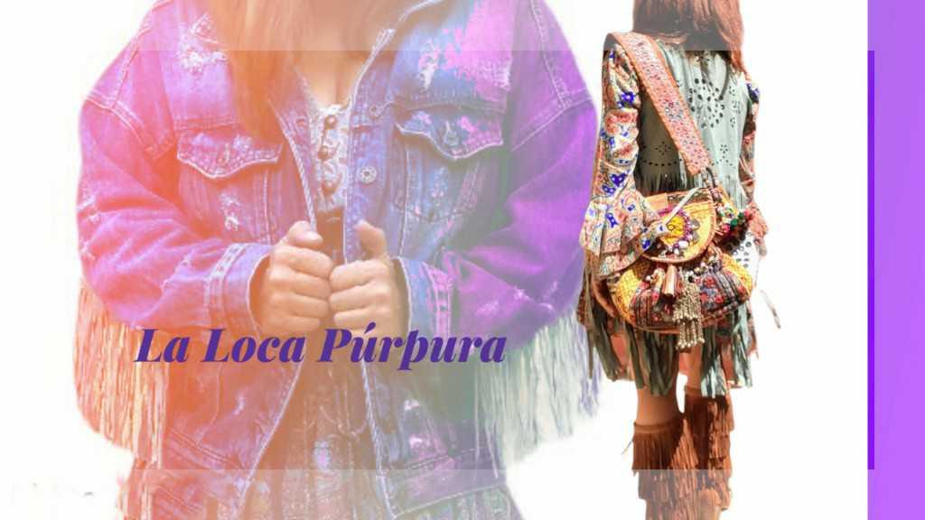 La Loca Púrpura. Moda Boho